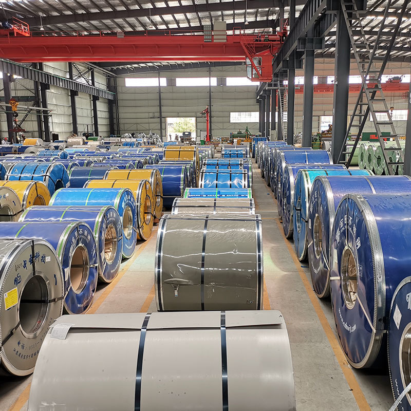 Cold Rolled 300 Series Stainless Steel Coil