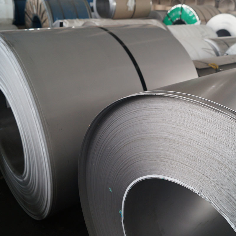 Natural Color Duplex Stainless Steel Coil