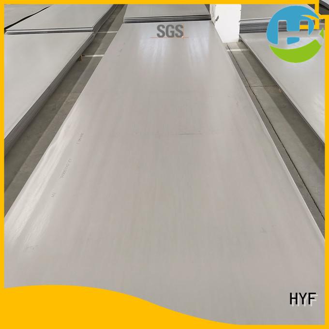 HYF 2b stainless steel sheet for boiler