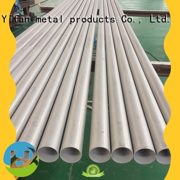 Best Stainless Steel Pipe square Supply for chemical industry