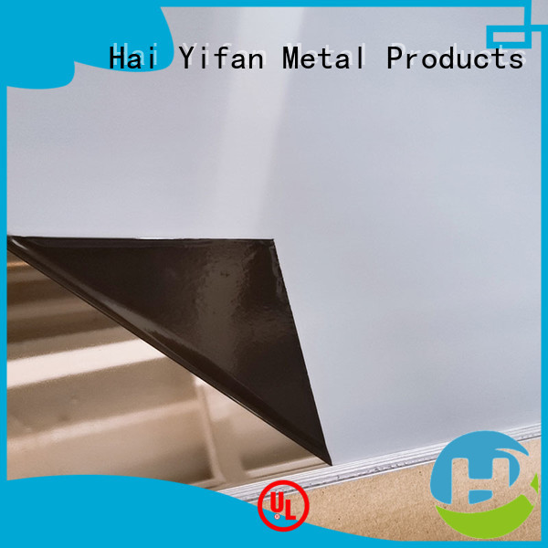 HYF Best 201 stainless steel sheet manufacturers for armored car roof for solar energy