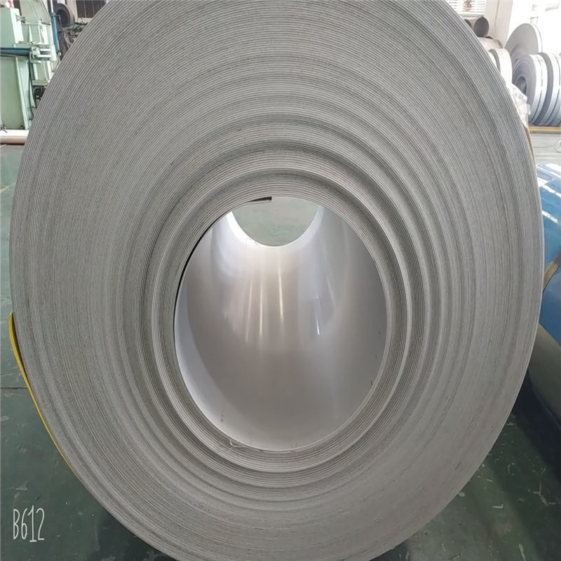 Cold Rolled And Hot Rolled 200 Series Stainless Steel Coil