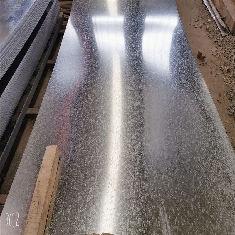 cold rolled Galvanized Plate