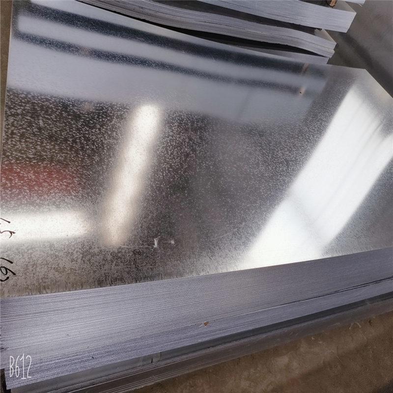 Q235 Galvanized Plate
