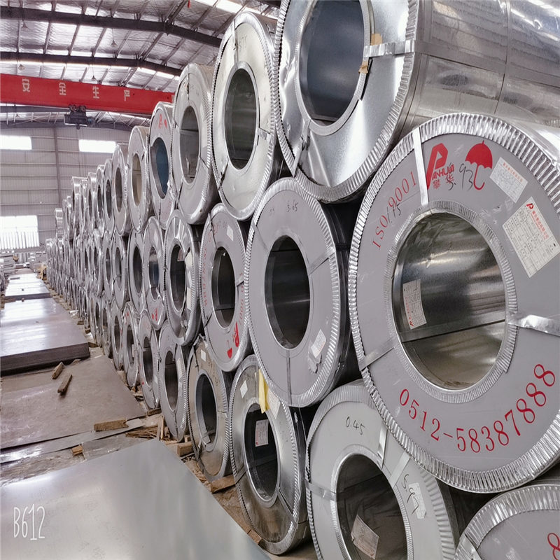 cold rolled Galvanized Coil
