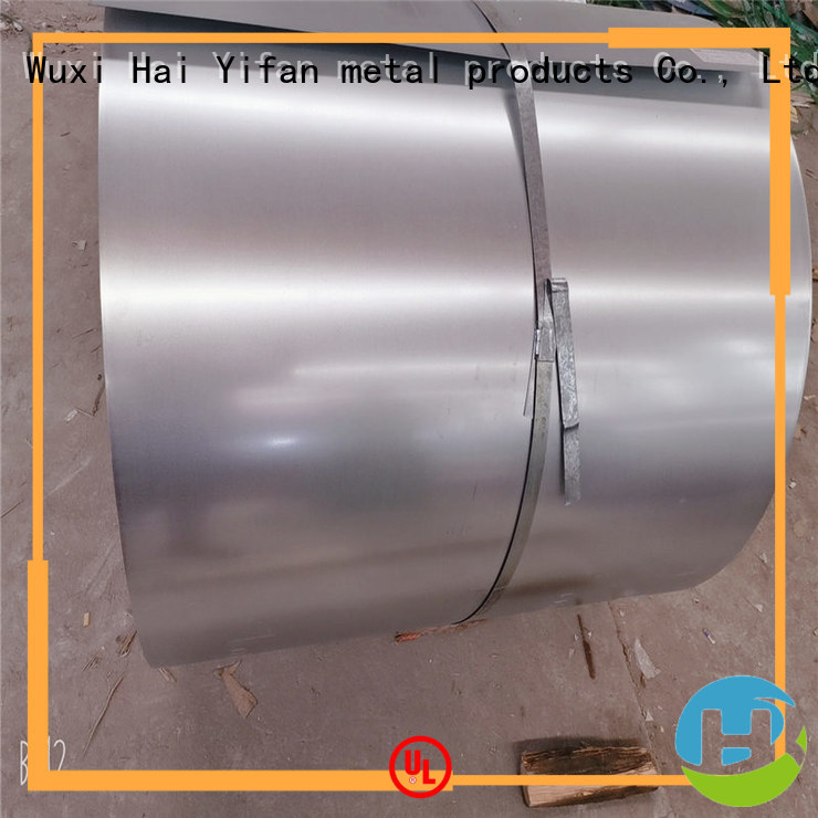 HYF carbon steel coil factory for handrail