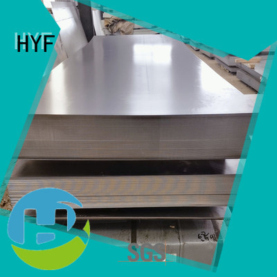 HYF Custom cold rolled steel plate factory for medical treatment