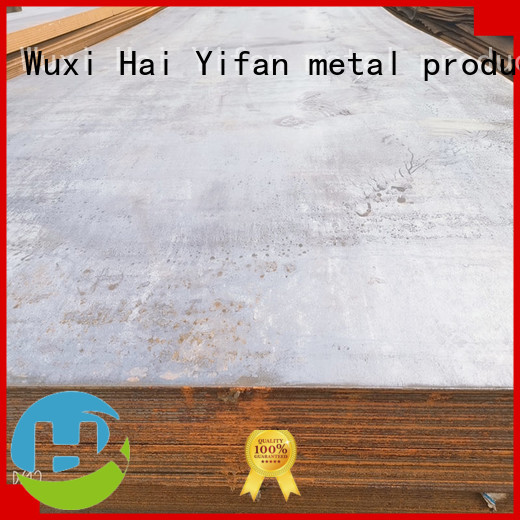 HYF plate carbon steel plate price manufacturers for medical treatment