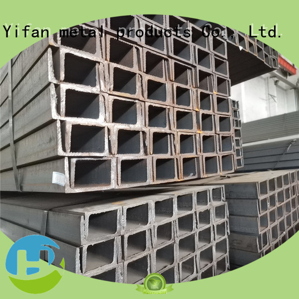 HYF angle steel profiles for machinery