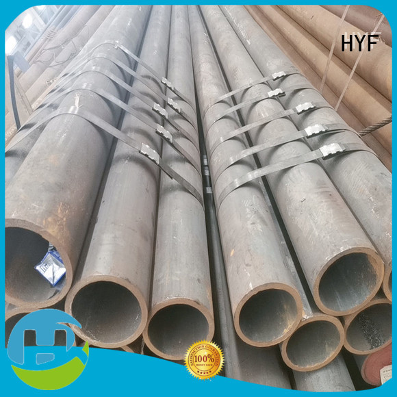 HYF Best alloy steel pipe company for machinery
