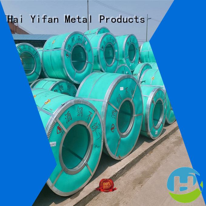 HYF Best steel coil manufacturers for business for handrail