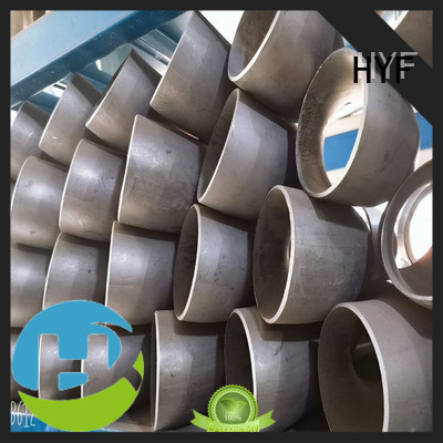 HYF ball stainless steel compression fittings Suppliers for connected to the end of the pipe