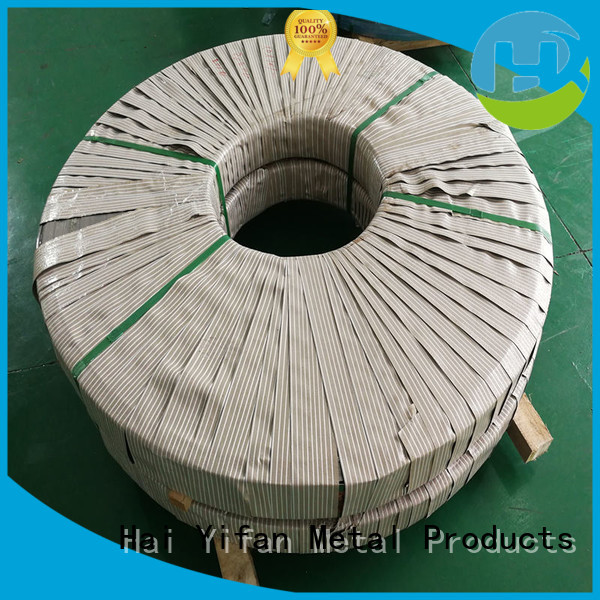 HYF Wholesale steel coil manufacturers for business for stainless steel fasteners