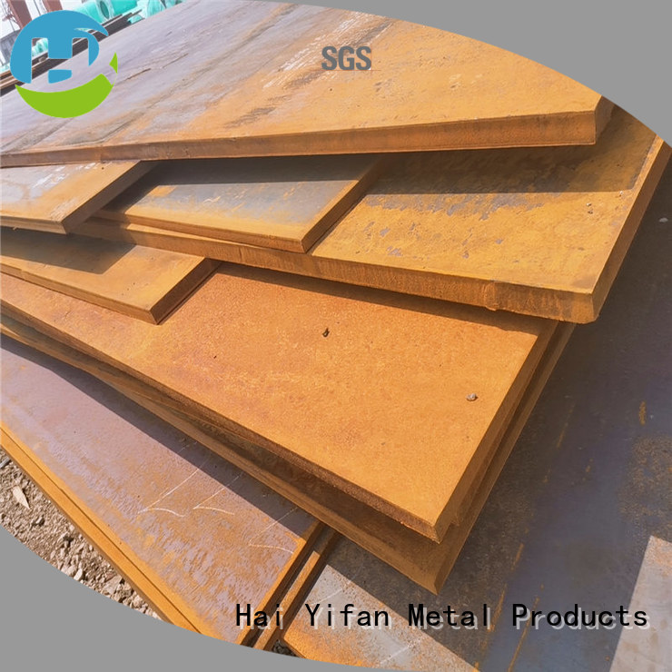 HYF fine hardox steel Supply for machinery